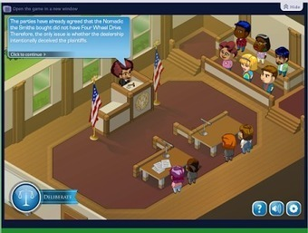 Free Technology for Teachers: 19 Educational Games About U.S. Civics | Technology Rich Classrooms | Scoop.it