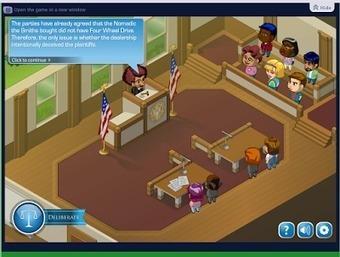 Free Technology for Teachers: 19 Educational Games About U.S. Civics | STEM/Social Studies | Scoop.it