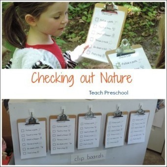 Let's head outdoors and check out nature! | Parents & Children, Learn & Play | Scoop.it