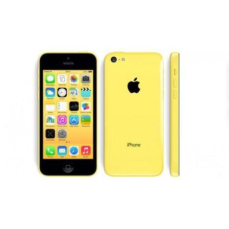 Buy Apple iPhone 5C Yellow 16GB Online | Technology | Scoop.it