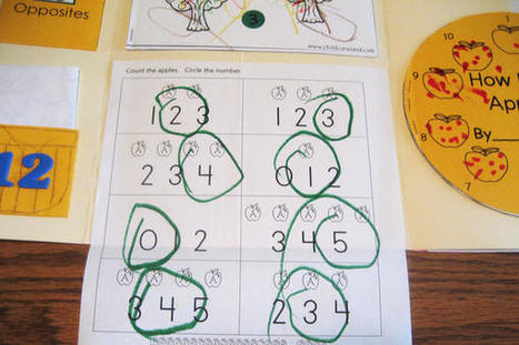 Why Math Might Be The Secret To School Success - Maine Public Broadcasting | Emergent Curriculum` | Scoop.it