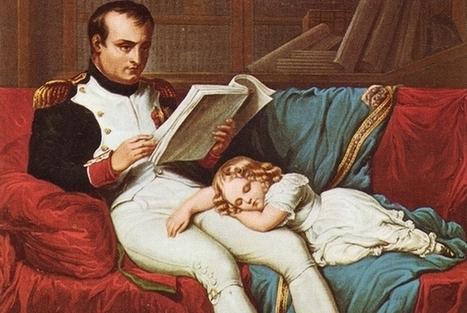 Napoléon et les livres   Les énigmes de l'Histoire de France   Scoop.it