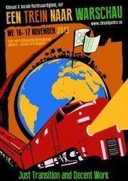 Un train vers Varsovie : des jeunes relancent le mouvement CITOYEN pour le climat | actions de concertation citoyenne | Scoop.it