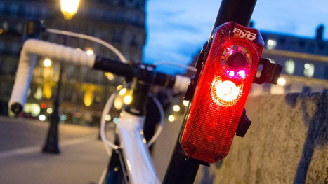 A Rear-Facing Bike Camera Reminds Drivers They're Being Recorded And Documents Passing Distance to Better Enforce CA Three Foot Buffer Rule | Bicycle Safety and Accident Claims in CA | Scoop.it
