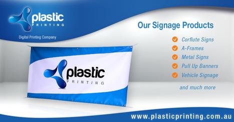 Vinyl Banners Sydney | Plastic Printing | Plastic Printing Pty Ltd | Scoop.it