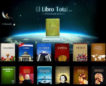 EL LIBRO TOTAL: Impresionante colección con más de 35000 libros virtuales | Recursos para el aula | Scoop.it