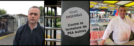 Prochain Pixel : La ville d'Aulnay-sous-Bois suspendue à l'avenir de PSA - Information - France Culture | [revue web] Travail | Scoop.it