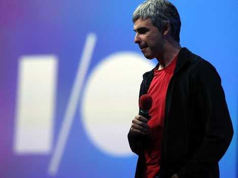 Google Is Launching A Company That Hopes To Cure Death | Innovation in Health | Scoop.it
