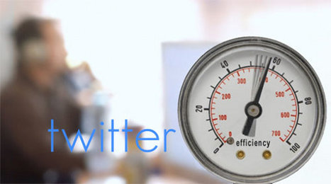 10 Tools to Significantly Increase Your Twitter Efficiency | Time to Learn | Scoop.it