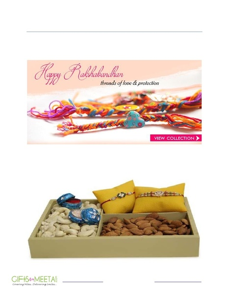 Buy Rakhi Gifts Online For Your Sisters | Shop for Home | Scoop.it