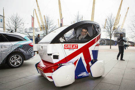 Can Self-Driving #Cars Redefine Old Age? | Technology in Business Today | Scoop.it