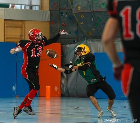 Luc Bowl II, tournoi de football américain | Photographe sport | LunaCat Studio | Photographe | Scoop.it