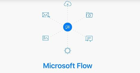 Microsoft Flow and PowerApps get a public launch November 1st | Buzz IT | Scoop.it