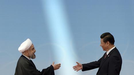 La Chine patauge dans le marais irano-saoudien | Journal d'un désespéré | Scoop.it