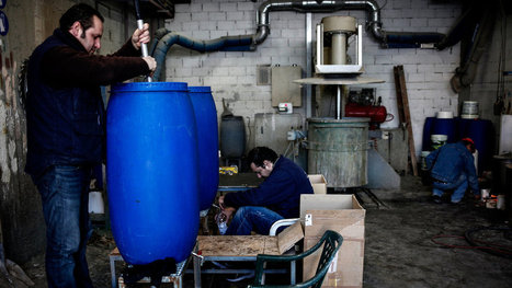 After Crisis, Greeks Work to Promote 'Social' Economy | Peer2Politics | Scoop.it