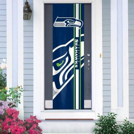 Seattle Seahawks Door Banner | Seattle Sports Teams | Scoop.it