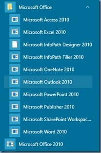 Fix: Microsoft Office Icons Missing or Replaced with Generic white icons | gunnalag | Scoop.it