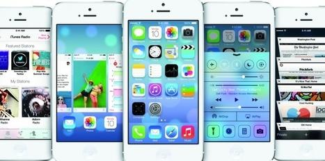 iOS 7 : 7 conseils pour préserver la batterie de son iPhone - Le Nouvel Observateur | UX - Ergonomie | Scoop.it