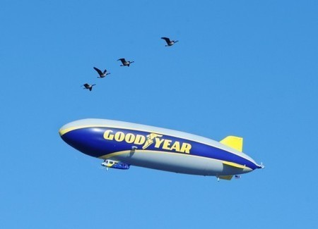 Goodyear's new state-of-the-art airship makes its first flight | Real Estate Plus+ Daily News | Scoop.it