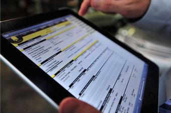 El iPad Aumenta su Presencia en el Mundo Empresarial | iPad para Profesionales | Scoop.it