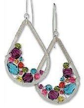 Wire Wrapping Jewelry Using Swarovski Crystals | artisan jewelry | Scoop.it