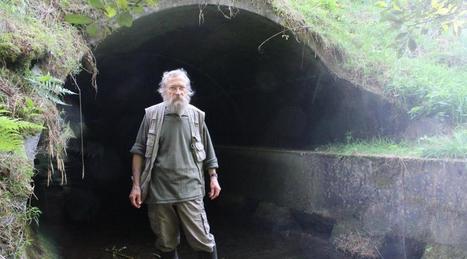 Laz. Xavier Grémillet, le naturaliste au naturel | Revue de presse du Groupe Mammalogique Breton | Scoop.it