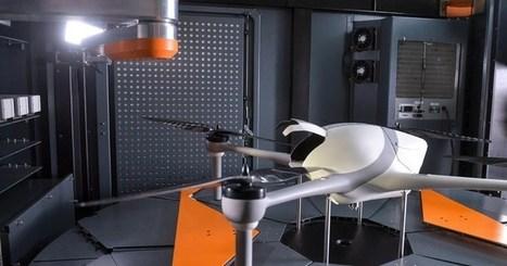 Airobotics raises $28.5M to pursue autonomous drone platforms for heavyindustry   Leadership and Management   Scoop.it