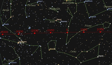 Astronomy Essentials: What is the Zodiac and how does time influences it? | JOIN SCOOP.IT AND FOLLOW ME ON SCOOP.IT | Scoop.it