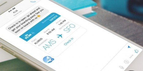 KLM plans to turn conversation threads into customer journeys | Travel & Tourism | Scoop.it