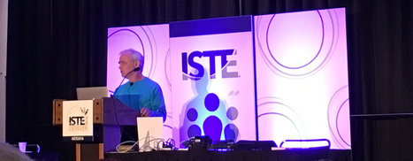 ISTE 2016: 5 Tech Trends Reshaping Education | Librarian Scoop du Jour: School Libraries, Literacy and Educational Technology | Scoop.it