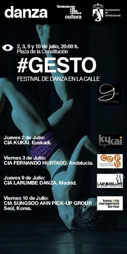 #Gesto Festival de Danza en la Calle | Danza Teatro | Danza Teatro | Scoop.it