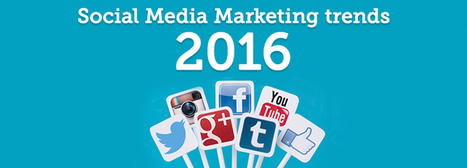 Tapping trends of Social Media Marketing in 2016   Digital Marketing Services   Scoop.it