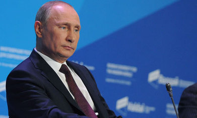 Vladimir Putin expresses doubts over Syria's disposal of chemical ... | Syria | Scoop.it