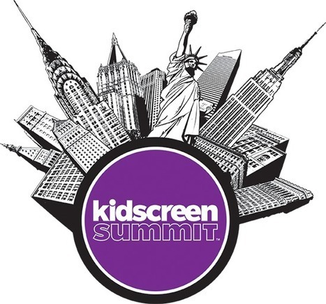 Kidscreen Summit 2014 | Young Adult and Children's Stories | Scoop.it