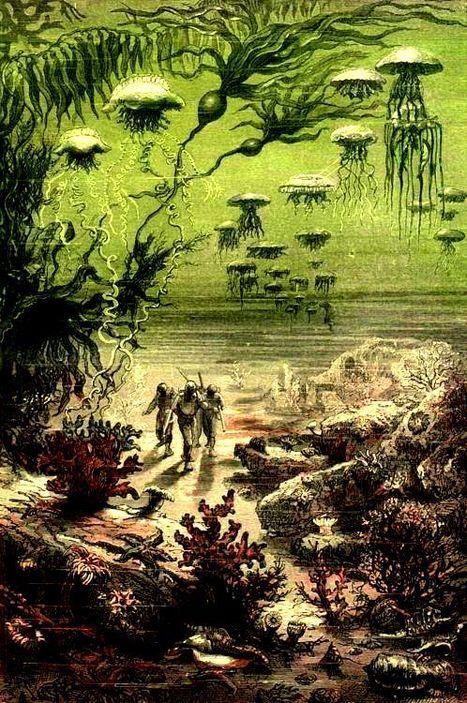 William Butcher, Jules Verne inédit. Les manuscrits déchiffrés | Merveilles - Marvels | Scoop.it