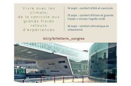 Le Congrès national du bâtiment durable se tiendra à Marseille du 14 au 16 septembre | NOVABUILD - La construction durable en Pays de la Loire | Scoop.it