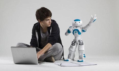 Les enfants autistes ont désormais un nouvel allié : le robot Nao qui les accompagne dans leur éducation | bioniQ | Scoop.it