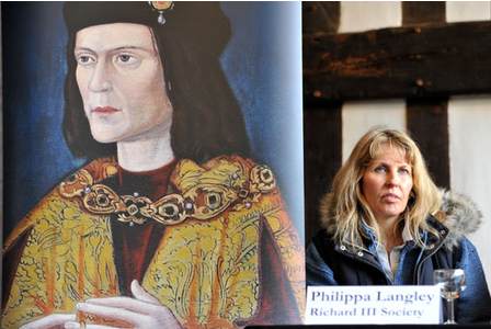 Richard III archaeology team awarded honour for Leicester dig | Archaeology News | Scoop.it