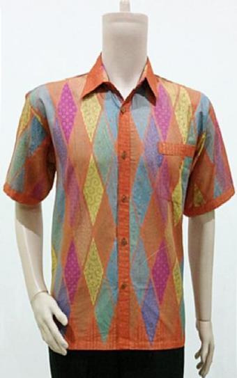 Model Kemeja Batik Pria | Butik Batik Online - Ganitri | mischaYY | Scoop.it