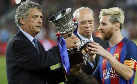 Escolta y garaje privado: los privilegios de Villar al declarar como imputado. Noticias de España | @Futbol Baseymas | Scoop.it