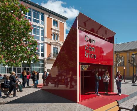 Así cerró Concéntrico 02, el festival de arquitectura efímera de Logroño | retail and design | Scoop.it