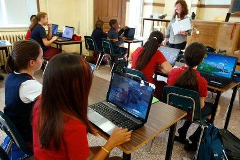 Prévenir le décrochage... grâce aux ordinateurs portables | Éducation | Scoop.it