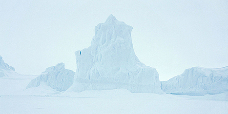 Beautifully Bleak Photos of Antarctica's Enormous Icebergs | Raw File | WIRED | Amazing Art | Scoop.it