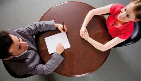 Capacity: Palabras con voz...: ¿Sabes qué Señales ves ante una entrevista de trabajo que indican que no va bien y terminen descartando tu candidatura? | ORIENTACIÓN LABORAL | Scoop.it