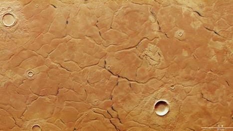 Adamas Labyrinthus on Mars could show traces of an ancient ocean | Astronomy | Scoop.it