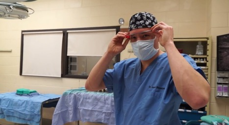 Eyes to the future: UW Vet School has started using Google Glass - The Badger Herald   Virtual Reality   Scoop.it
