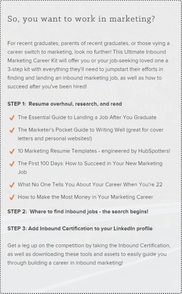 The Ultimate Inbound Marketing Career Kit - HubSpot | The Marketing Technology Alert | Scoop.it