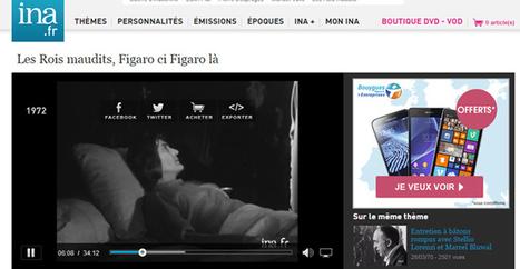 L'INA proposera des vieilles séries TV françaises en SVOD | We are numerique [W.A.N] | Scoop.it