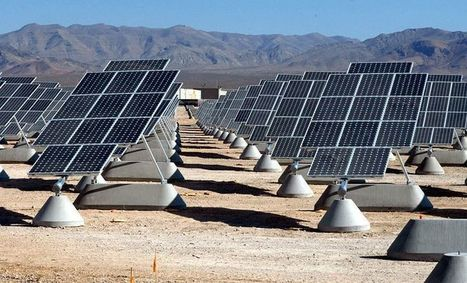 California is first state with 5% of its electricity from solar | How to survive | Scoop.it