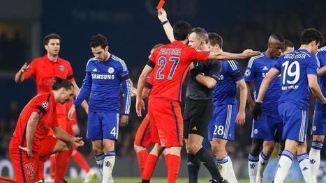 Chelsea-PSG: «L'exclusion de Zlatan a libéré les autres joueurs» | Entraînement et préparation physique football | Scoop.it